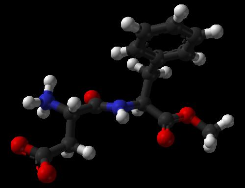 Listado de Medicamentos con aspartamo