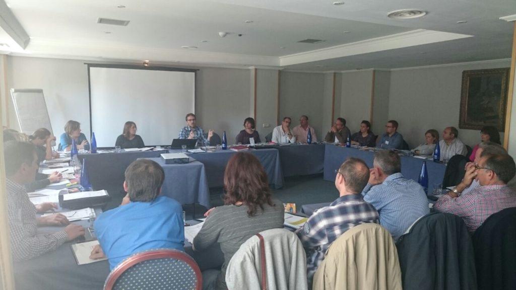 Junta Directiva Federacion Española de Enfermedades Metabolicas Hereditarias