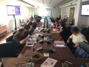 Asamblea Federación Española de Enfermedades Metabólicas Hereditarias (FEEMH)