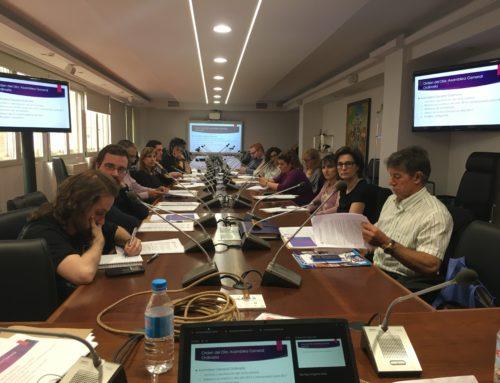 Asamblea General de la Federación Española de Enfermedades Metabólicas Hereditarias (FEEMH) 2017
