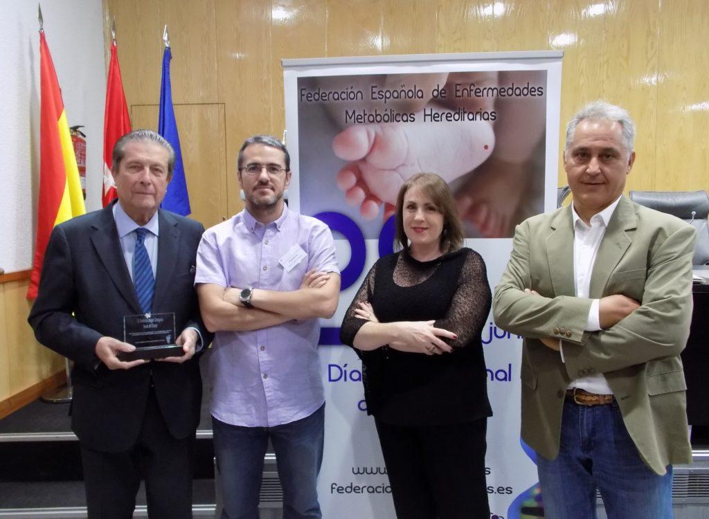 PKUDay por la Federación Española de Enfermedades Metabolicas Hereditarias Federico Mayor Zaragoza