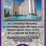 Congreso Regional de Enfermedades Metabólicas Hereditarias de Región de Murcia