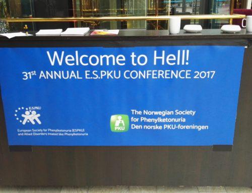 31ª Conferencia de ESPKU en Hell, Noruega