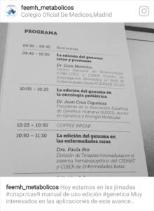 Jornadas Crispr/CAS9 Manual de uso edición génica