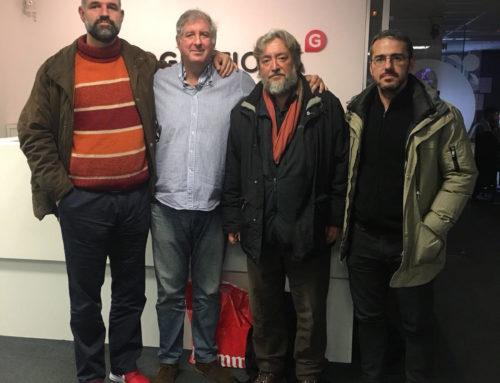 Entrevista a Aitor Calero en Gestiona Radio sobre aminoacidopatías