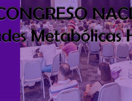Arrancan los preparativos para el próximo XVIII Congreso Nacional de Enfermedades Metabólicas Hereditarias en Sevilla