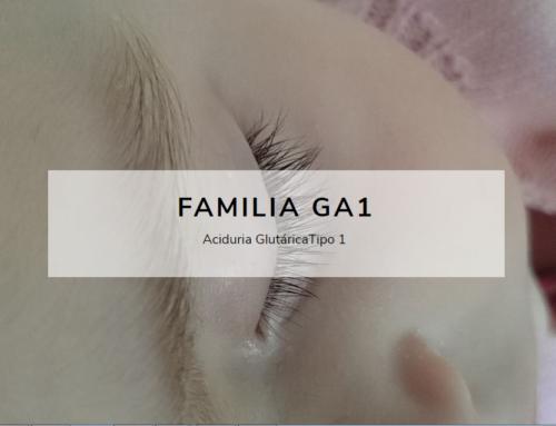 Presentación de la asociación Familia GA1